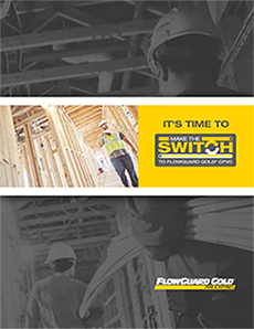 FlowGuard Gold Make the Switch Brochure