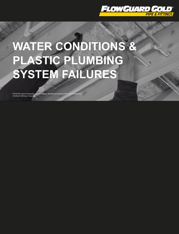 Water conditions webinar screen