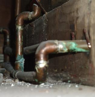 copper pipes vs cpvc