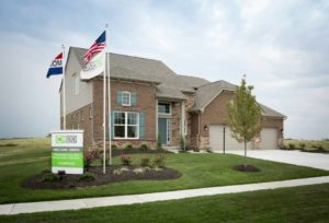 Single-family home by Cristo Homes