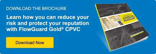 Download Making the Switch to FlowGuard Gold CPVC brochure now
